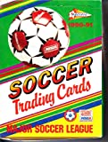 1990-91 Pacific Soccer Trading Cards 36 Ct. Unopened Box MISL