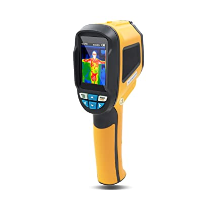 PerfectPrime IR0001 Infrared (IR) Thermal Imager & Visible Light Camera  with IR Resolution 1024 Pixels & Temperature Range from -4~572°F, 6Hz  Refresh