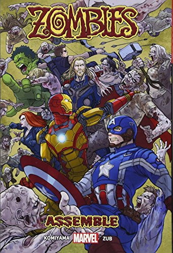 Marvel Manga - Zombies Assemble Vol. 1 Manga
