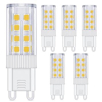 Scintillement Lampes 3wNasharia G9 240v Chaudes ÉquivalentBlanches Ampoule Ampoules 35w Led AcSans 3000k220 SUMzpV