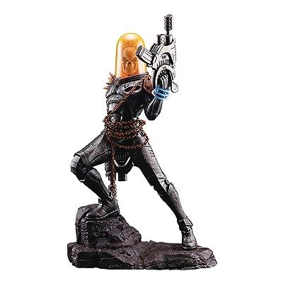 Kotobukiya Marvel Ghost Rider Artfx Premier Statue, Multicolor: Toys & Games