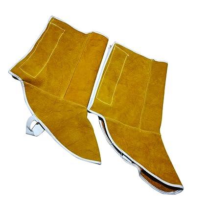 Sharplace 1 Par De Soldadura De Los Pies De Los Zapatos Protectores De La Cubierta De
