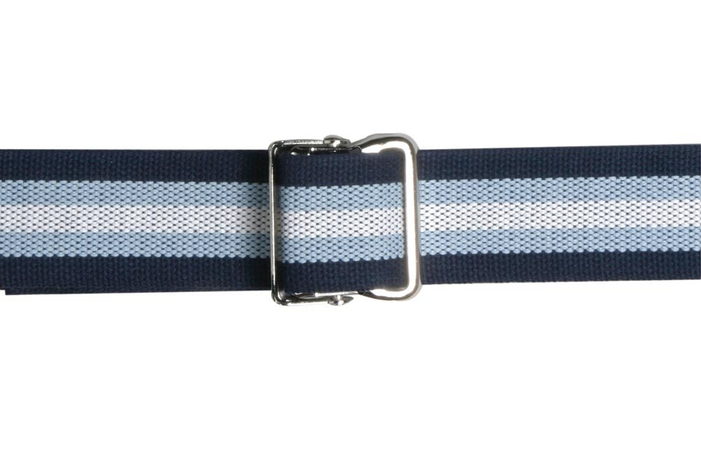 AliMed Antimicrobial Gait Belt, 54'' with Metal Buckle