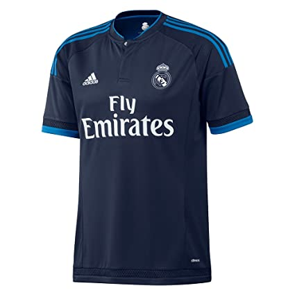 buy popular feff6 165c5 Amazon.com : adidas Real Madrid 2015/2016 3rd Jersey Youth ...