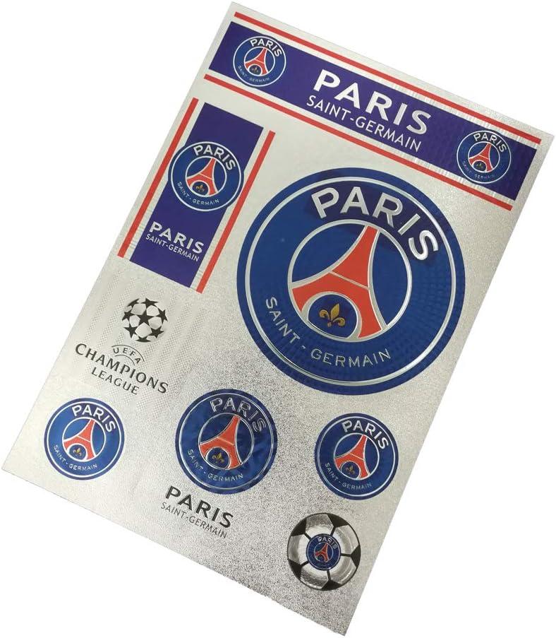 Football Club Soccer Team Logo Stickers Car//Glass//Laptop//Wall Sticker Decal Manchester/United, 7.811.8inch
