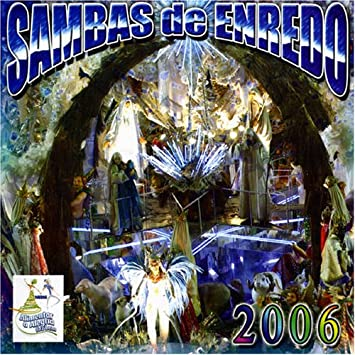 cd sambas enredo 2006