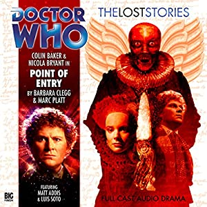 Doctor Who - The Lost Stories - Point of Entry Audiobook