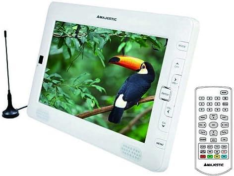 New Majestic TVD-934N - TV portátil (LCD, 22,86 cm (9