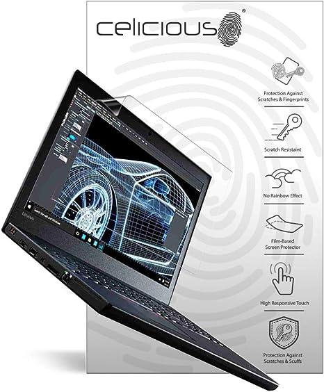 Lot de 2 Touch Celicious Protection d/'/écran Anti-reflet mod/ér/ée Vivid Plus Compatible avec Lenovo ThinkPad X1 Carbon 6th Gen