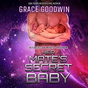 Her Mate's Secret Baby Audiobook