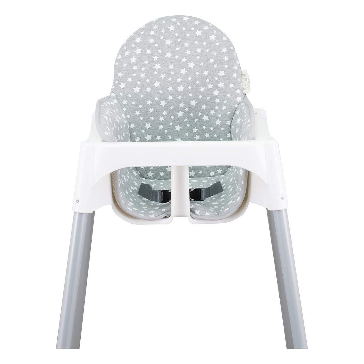 Amazing Amazon Com Janabebe Cushion For High Chair Ikea Antilop Short Links Chair Design For Home Short Linksinfo