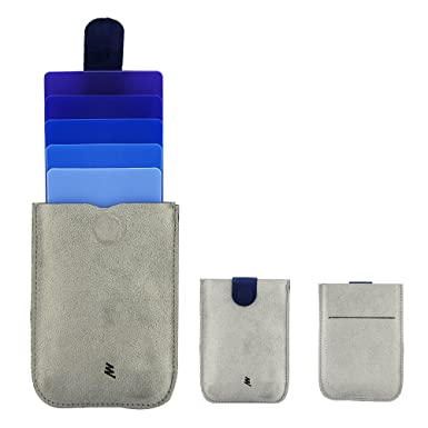 online store a0335 fe75e Anpress Ultra-lightweight Thin Unisex Card Case Compact Wallet ...