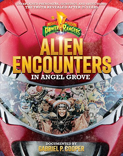 Alien Encounters in Angel Grove (Power Rangers)