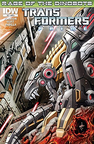 Rage of the Dinobots Transformers Prime