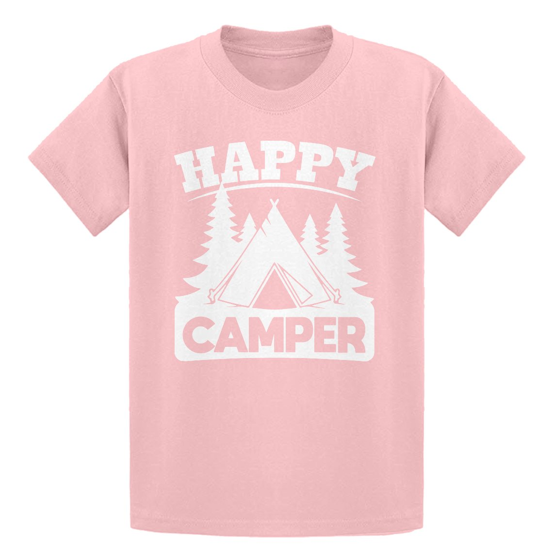 Indica Plateau Happy Camper Youth T-Shirt