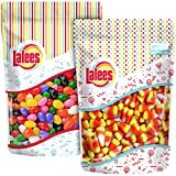 Lalees Candy Corn & Jelly Beans - 2 Pack - 2 Pounds