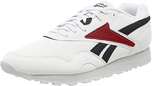 Reebok Chaussures Rapide OG Su Blanc/Bleu/Rouge: Amazon.fr