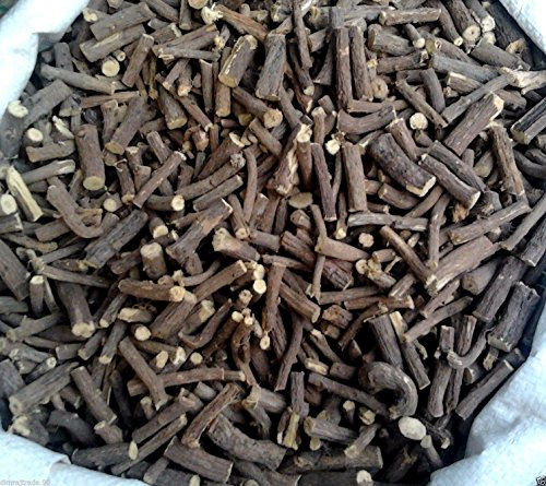 Mulethi(Liquorice,Sweetwood,Licorice) Root 120gm 100% Pure & Natural indian herb