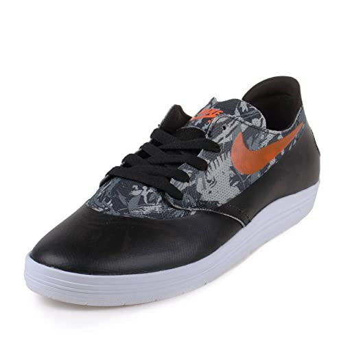 pretty nice be6f8 f5fe4 Nike MEN S LUNAR ONESHOT SB WORLD CUP SPECIAL EDITION SNEAKERS, BLACK ORANGE,  US SIZE 7  Amazon.ca  Shoes   Handbags