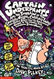 img - for Captain Underpants and the Invasion of the Incredibly Naughty Cafeteria Ladies from Outer Space (and the Subsequent Assault of the Equally Evil Lunchroom Zombie Nerds) book / textbook / text book