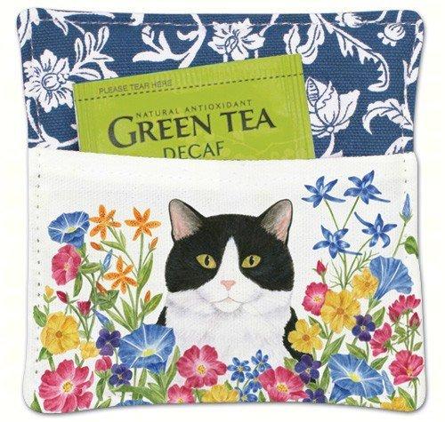 Alice's Cottage AC39463 Cat & Swallows Tea Mug Mat