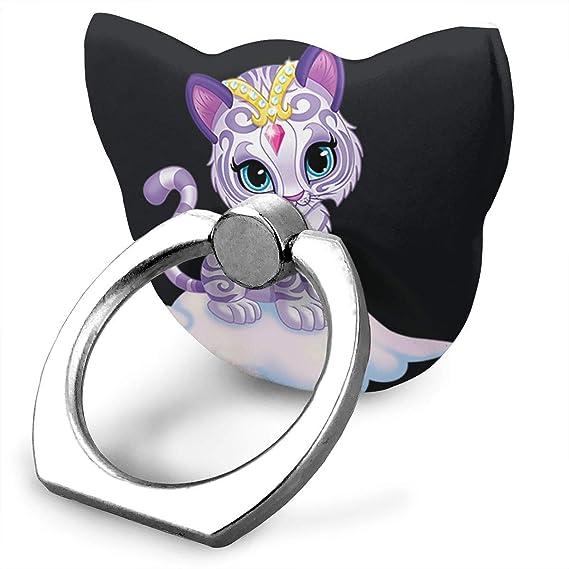 amazon com shimmer and shine cat custom cat shape finger ring grip