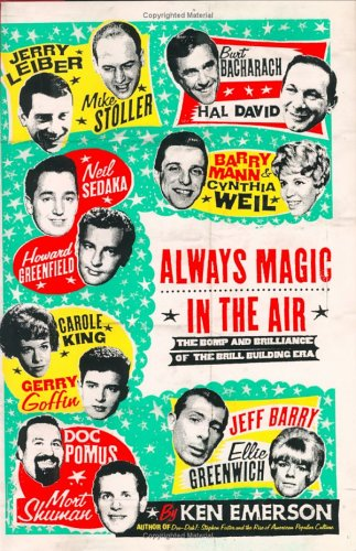 Always Magic in the Air: The Bomp and Brilliance of the Brill Building Era by Brand: Viking Adult