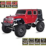 #7: HSP RC Crawlers RTR 1/10 Scale 4wd Off Road Monster Truck Rock Crawler 4x4 High Speed Waterproof Rc Car