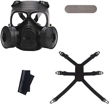 masque de protection respiratoire noir