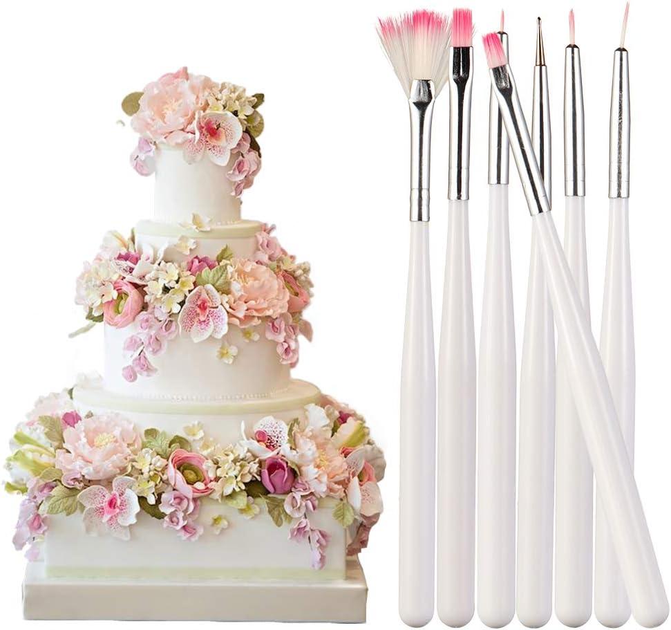 Fondant Cake Pen Flower Cupcake Decorating Sugarcraft Baking Modelling Tools