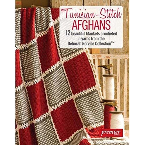 Tunisian-Stitch Afghans