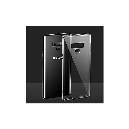 Amazon.com: Soft Silicone for Samsung Note 9 8 S9 S8 S10 ...