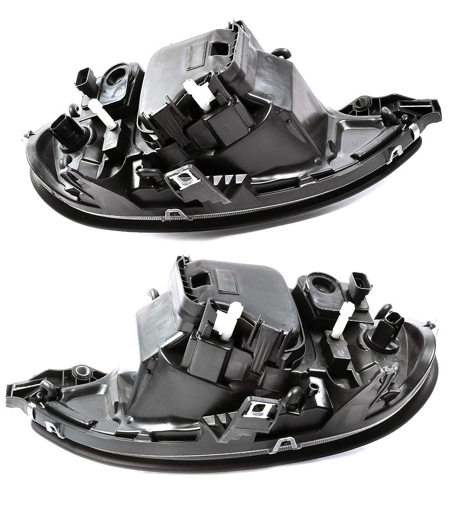 Depo 340-1110L-AS 340-1110R-AS 04-11 FREIGHTLINER COLUMBIA HEADLIGHT - PAIR ASY by DEPO