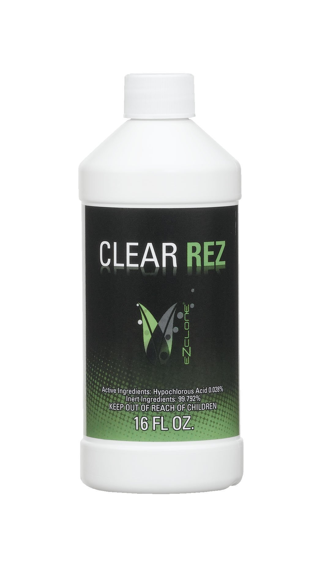 EZ-CLONE Clear Rez Solution for Plant Cloning, 16-Ounce by EZ Clone