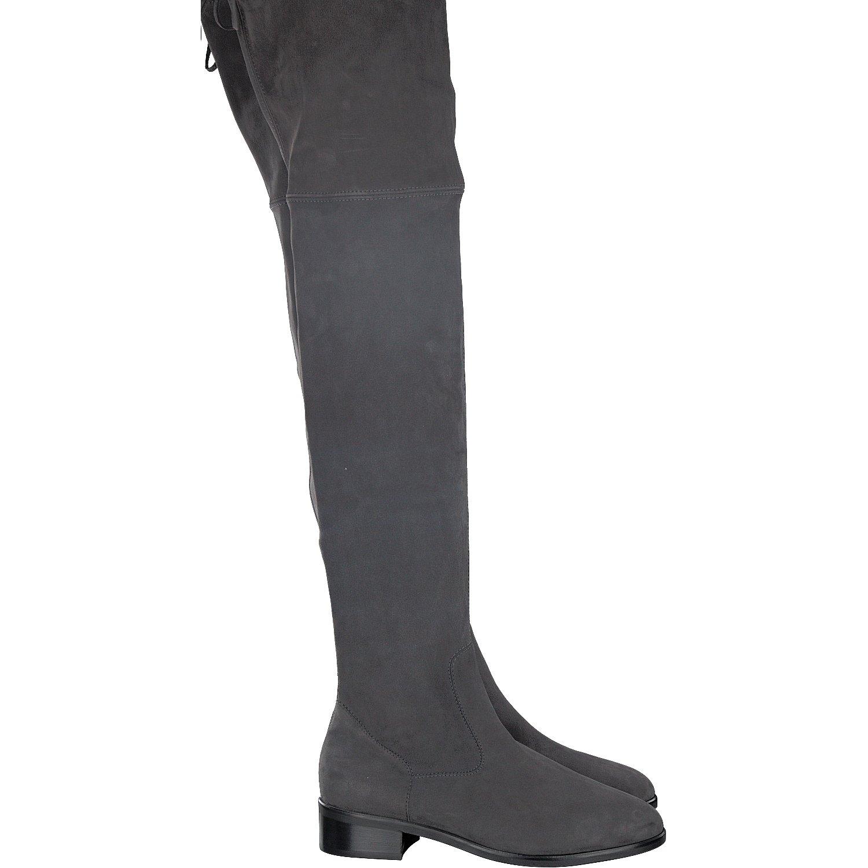 b4d28c50d4aa96 Peter Kaiser Overknee-Stiefel PESA Grau 39  Amazon.co.uk  Shoes   Bags