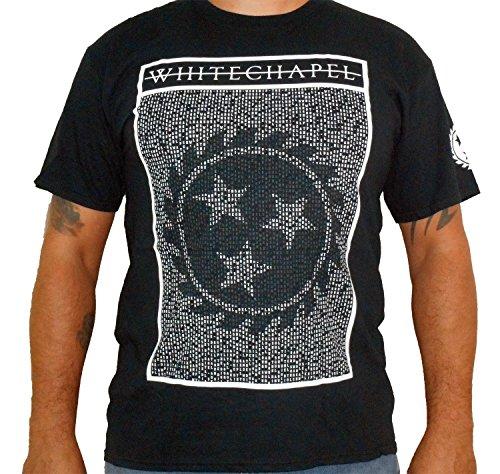 "Hardcore Apparel Men's Whitechapel ""Sell Your Soul"" T-Shirt Black-XX-Large"