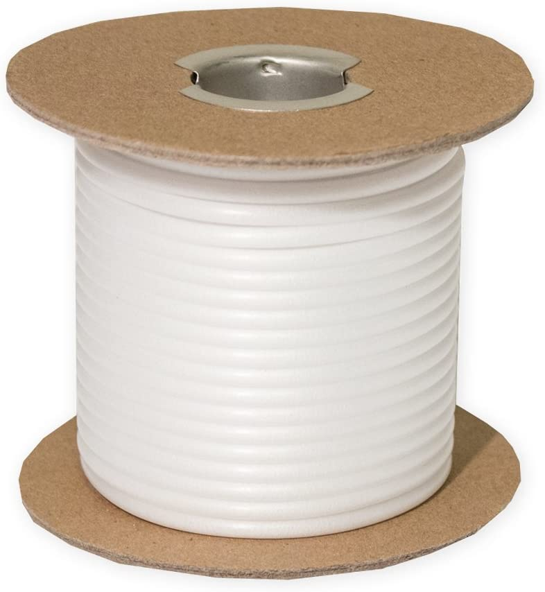 White Poly Foam Welt Cord Piping Outdoor Upholstery Sewing