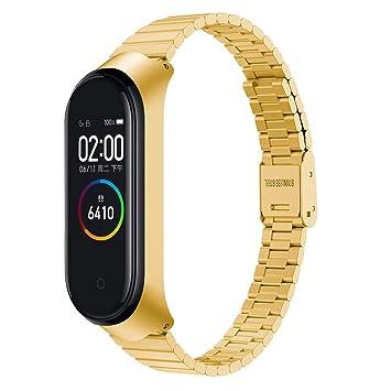 Amazon.com: Sodoop Watch Straps for Xiaomi Mi Band 4, Newest ...