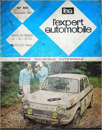 Epub book télécharger REVUE TECHNIQUE EXPERT AUTOMOBILE SIMCA 1000 4 5 6 CV PDF B00D2XPPG6