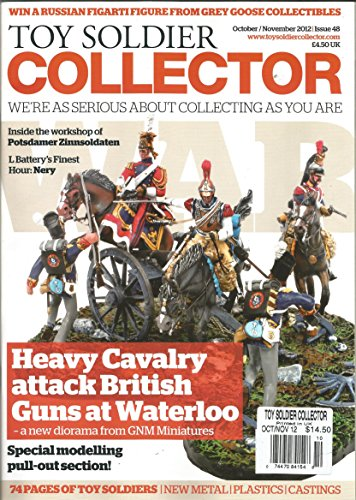 Toy Soldier Collector (October/November 2012) (Collectors Toy Magazine)