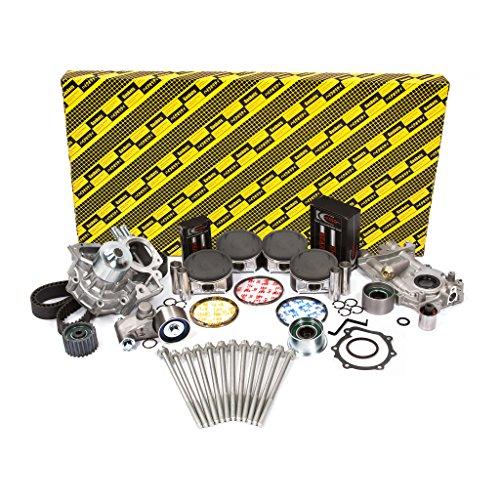 Evergreen OK9013M/0/0/0 04-06 Subaru Forester Outback Impreza Turbo 2.5 DOHC 16V EJ255 EJ257 Master Overhaul Engine Rebuild Kit