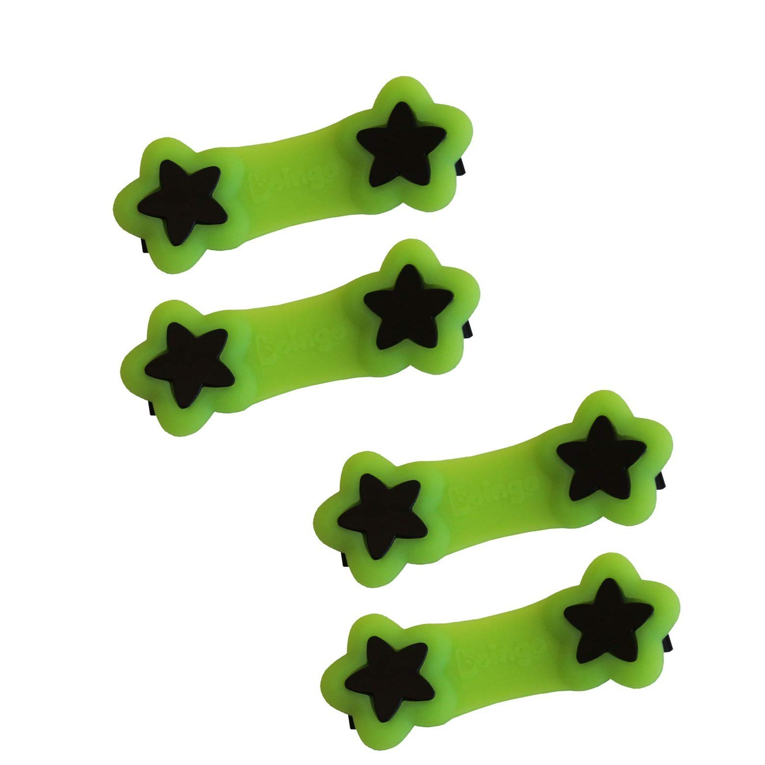 Boingo Baby Cloth Diaper Fastener - Green - 2 Pack by Boingo Baby
