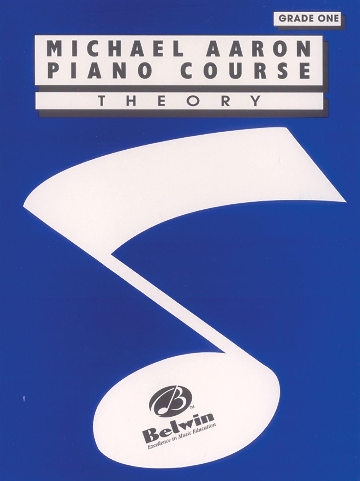 Michael Aaron Piano Course Theory: Grade 1: Amazon.es: Aaron ...