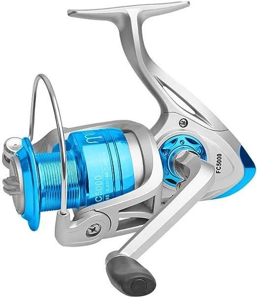 Skyout Fishing Rueda Spinning Reel,Engranaje Principal de aleación ...