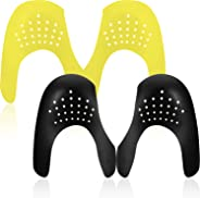 2 Pairs Anti-wrinkle Shoes Creases Protector Toe Box To Reduce, Prevent Sports Shoes Crease for Men's 7-12/ Women's 5-8