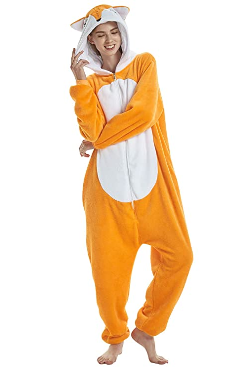 8163005f16 Dolamen Adulto Unisexo Onesies Kigurumi Pijamas