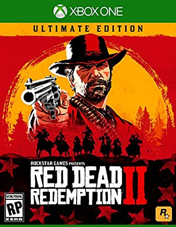 Red Dead Redemption 2: Ultimate Edition - (Pre-Load) Xbox One [Digital Code]