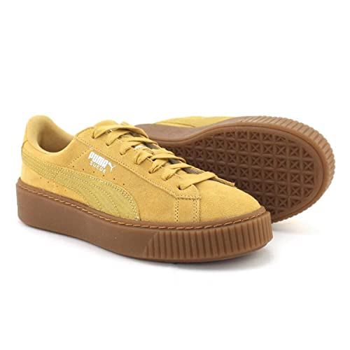 huge discount 6aa88 0f073 Puma Suede Platform Animal 36510904, Trainers