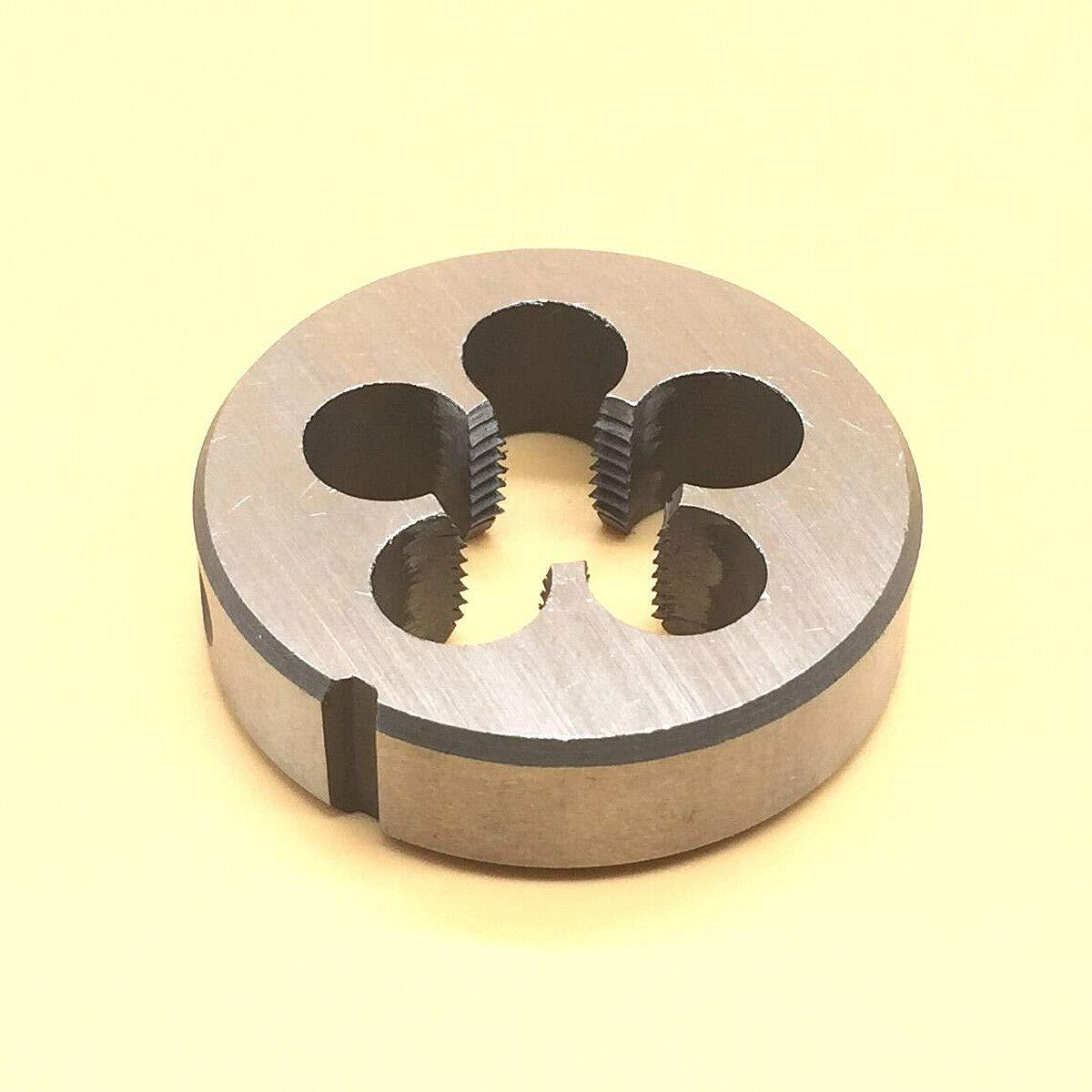 FidgetKute 1//2-24 Right Hand Thread Die 1//2-24 TPI CAPT2012