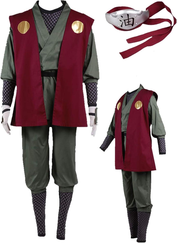Amazon.com: Naruto Jiraiya Disfraz de Cosplay Halloween ...